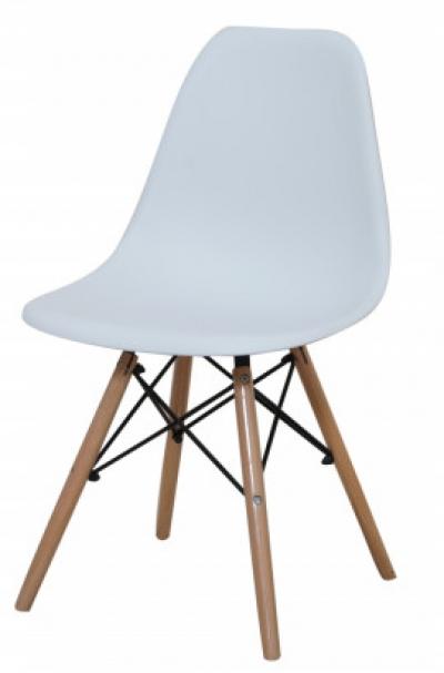 стул белого цвета