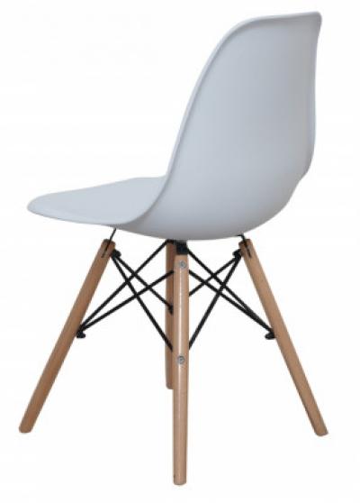 недорогой белый стул