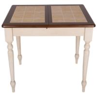стол с плиткой