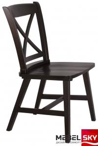 обеденные стулья темные