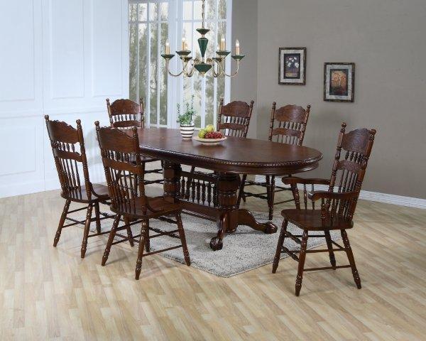 Обеденный стол и стулья Джиселла