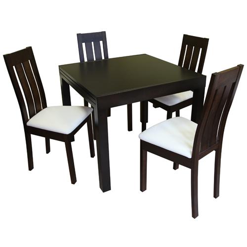 Стол квадратный обеденный Plano