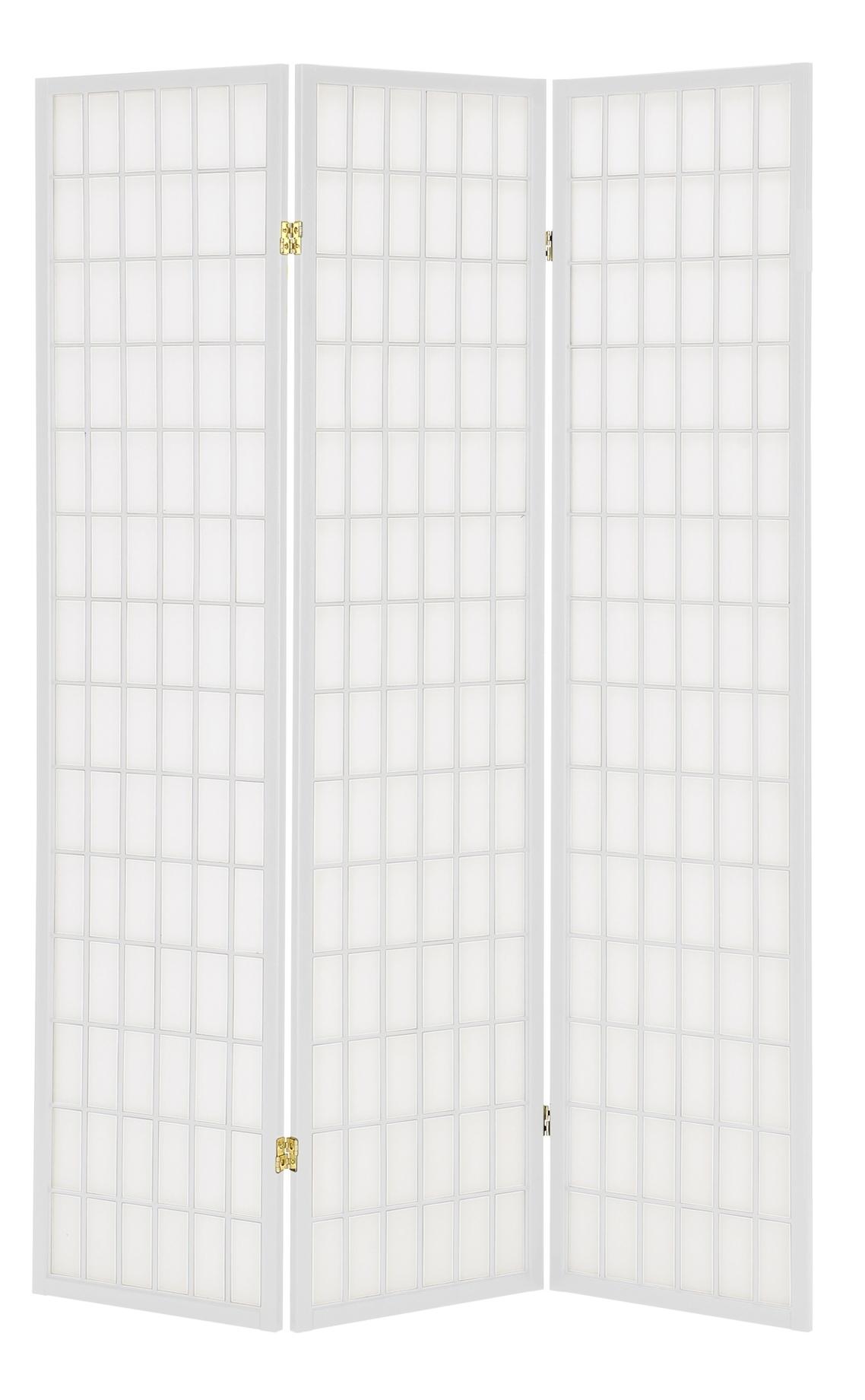 Декоративная складная ширма Акари (3 панели)