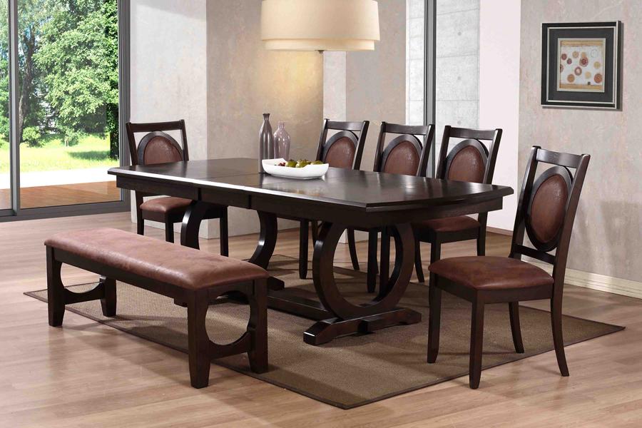Большой обеденный стол в гостиную Volpi
