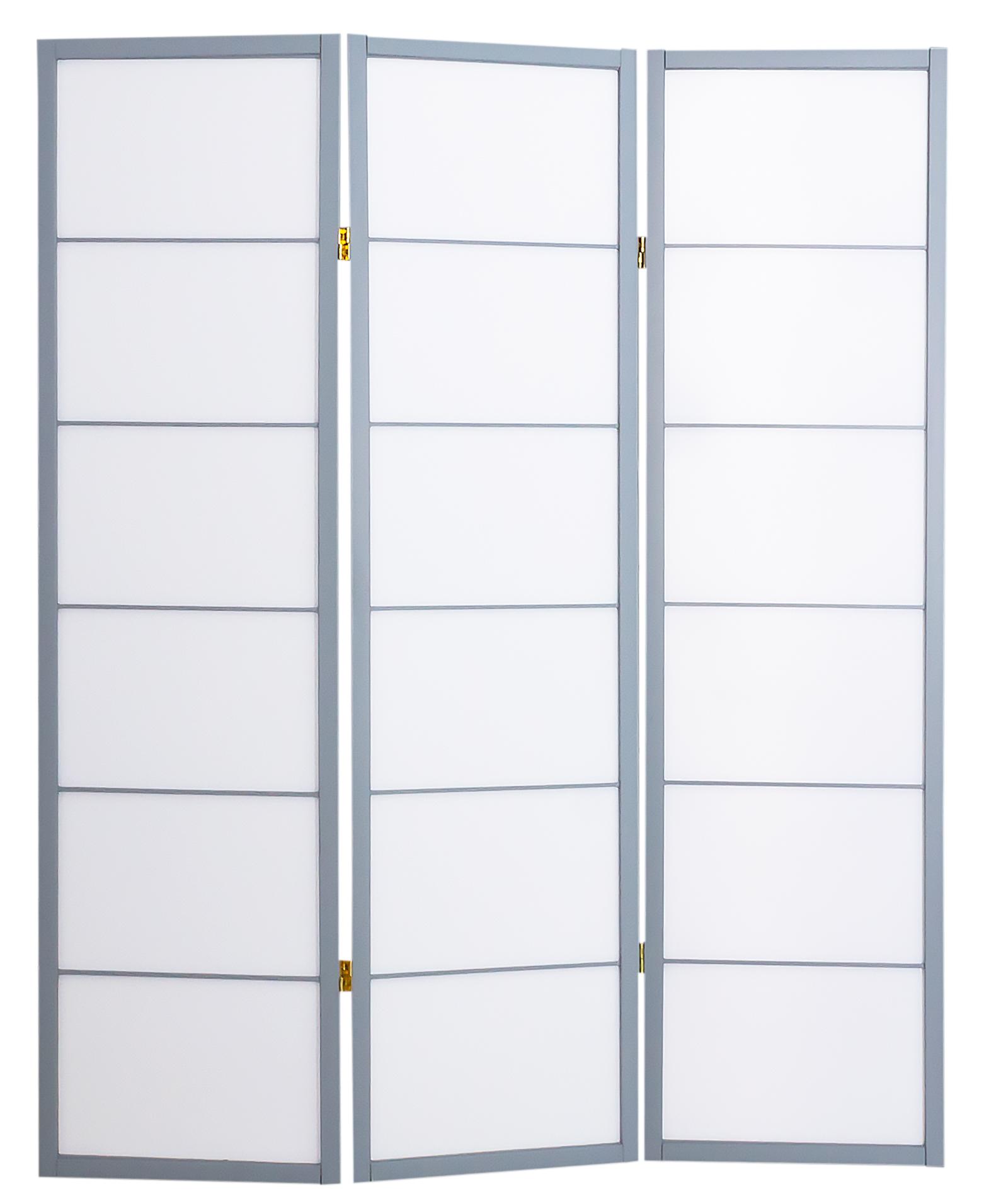 Декоративная складная ширма Сузу (2-5 панелей)
