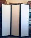 Ширма-перегородка декоративная для комнаты (3 панели)