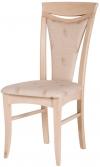 Белый обеденный стул VIENTO