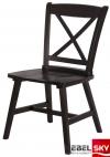 Темный обеденный стул для кухни Kelly