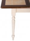 стол с фигурными ногами