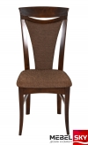 стул с мягкой спинкой