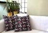 Декоративная подушка в интерьере