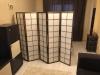 декоративная ширма в японском стиле